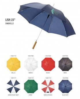 "Ombrelli Lisa 23"" Santa Teresa di Riva - Messina"