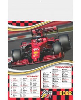 Calendari Formula Uno Santa Teresa di Riva - Messina