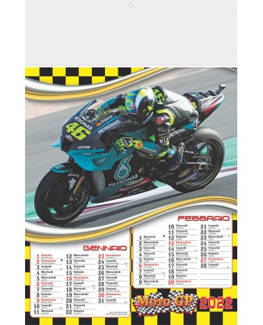 Calendari Moto GP Santa Teresa di Riva - Messina